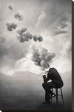 Réflexion Toile tendue sur châssis par Tommy Ingberg