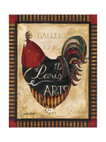 Paris Rooster II Giclee Print by Jennifer Garant