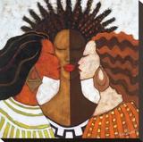 Every Woman Reproducción en lienzo de la lámina por Monica Stewart