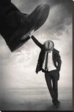 Still Standing Leinwand von Tommy Ingberg