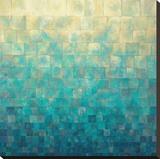 Kaskade Leinwand von Janelle Kroner