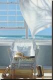 Sundrenched Stretched Canvas Print by Karen Hollingsworth