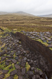 Community Peat Diggings, North Harris, Western Isles - Outer Hebrides, Scotland, UK, May 2011 Photographic Print by Peter Cairns