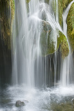 Galovacki Buk Waterfalls, Upper Lakes, Plitvice Lakes Np Croatia, October 2008 Photographic Print by  Biancarelli