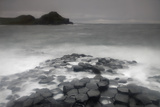 Coastal Basalt Landscape, Giant's Causeway, UNESCO Heritage Site, Northern Ireland, June 2009 Photographic Print by  Hermansen