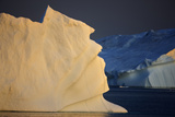 Iceberg at Dusk, Greenland, August 2009 Wwe Book Photographic Print by  Jensen