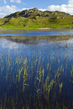 Dail Beag Loch, Lewis, Outer Hebrides, Scotland, UK, June 2009 Photographic Print by  Muñoz
