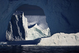 Iceberg, Disko Bay, Greenland, August 2009 Photographic Print by  Jensen