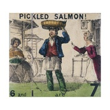 Pickled Salmon! Giclee Print by T.H. Jones