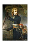 Napoleon on the Bridge at Arcole Giclee Print by Antoine-Jean Gros