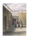 House of Correction, Clerkenwell, London Giclee Print by Thomas Hosmer Shepherd