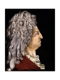 Wax Portrait of Louis Xiv Giclee Print by Antoine Benoist