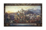 Westward the Course of Empire Takes its Way Giclee Print by Emanuel Leutze