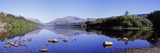Panoramic View of Lake Padarn, Wales, UK Photographic Print by Mark Taylor