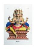 Brahma Giclee Print