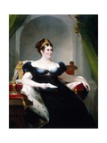 Caroline of Brunswick, Consort of George IV Giclee Print by James Lonsdale