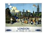 London See England Giclee Print