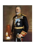 King George V Giclee Print