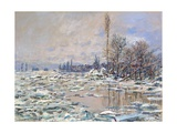 La Debacle Giclee Print by Claude Monet