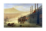 Hail Caesar! We Who are About to Die Salute You Giclee Print by Jean Leon Gerome