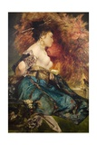 The Japanese Giclee Print by Hans Makart