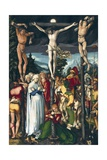 The Crucifixion of Christ Giclee Print by Hans Baldung Grien