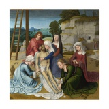 Lamentation Giclee Print by Gerard David