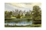Alton Towers Giclee Print