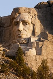 Abraham Lincoln on Mount Rushmore Memorial Photographic Print by  Gutzon Borglum