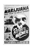 Reefer Madness Movie Poster Giclee Print