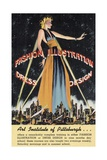 Advertisement for Art Institute Giclee Print