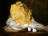 Mound of Butter Giclée-Druck von Antoine Vollon