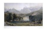 The Rocky Mountains, Lander's Peak Giclee Print by Albert Bierstadt