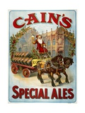 Cain's Special Ales Advertisement Giclee Print