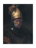 The Man with the Golden Helmet Giclee Print