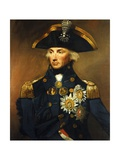 Rear Admiral Sir Horatio Nelson Giclee Print by Lemuel Francis Abbott