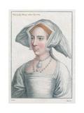 Mary Tudor Giclee Print