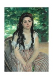Summer, The Bohemian Giclee Print by Pierre-Auguste Renoir