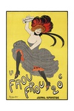 Le Frou Frou Poster Giclee Print by Leonetto Cappiello