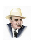 Al Capone Giclee Print