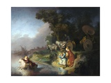 The Abduction of Europa Giclee Print by  Rembrandt van Rijn