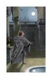 "Scene from ""Romeo and Juliet"" Giclee Print by William Shakespeare"