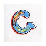 Letter G Giclee Print