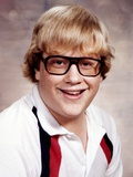 School Portrait of 13 Year Old Boy, Ca. 1979 Photographic Print