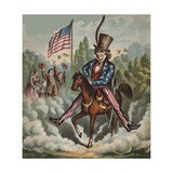 Thank You Uncle Sam! Giclee Print