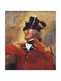 George Augustus Eliott, 1st Baron Heathfield Giclee Print by John Singleton Copley