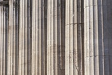 Fluted Marble Columns of the Parthenon Photographic Print by Paul Souders