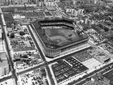 Ebbets Field in the 1950s, Flatbush Avenue, Brooklyn Photographic Print