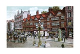 Holborn, London in 1910 Giclee Print