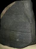 Rosetta Stone Photographic Print